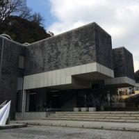 Photo taken at Museum of Modern Art, Kamakura Annex by K A Z U on 1/15/2016