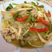 Photo taken at หลานปู่ อาหารตามสั่ง by SAKOL L. on 4/1/2014