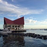 Photo taken at Koh Loi Pier by SAKOL L. on 7/12/2013