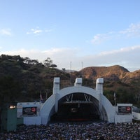 Photo taken at The Hollywood Bowl by Jon Z. on 7/27/2013