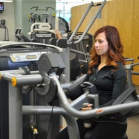 Photo taken at RiverPlex Recreation and Wellness Center by RiverPlex Recreation and Wellness Center on 11/1/2013