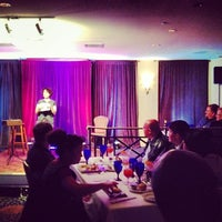 Photo taken at The Comedy Zone DC at Windows Over Washington by Thomas K. on 11/18/2013
