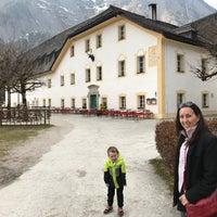 Photo taken at Historische Gaststätte St. Bartholomä by M W. on 3/15/2017