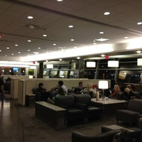 Photo taken at American Airlines Admirals Club by Ramon M. on 12/22/2012