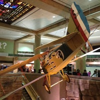 Photo taken at Terminal 3 by Ramon M. on 3/13/2013