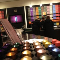 Photo taken at Nespresso Boutique Bar by Ramon M. on 2/10/2013