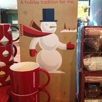 Photo taken at Starbucks by Ramon M. on 12/12/2012