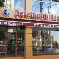 Photo taken at ÇELEBİOĞLU ET & SÜT ÜRÜNLERİ by Volkan Ç. on 6/5/2016