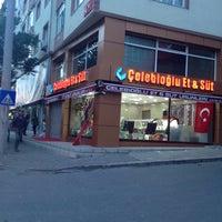 Photo taken at ÇELEBİOĞLU ET & SÜT ÜRÜNLERİ by Volkan Ç. on 6/10/2016