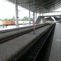 Photo taken at KTM Station Ipoh by Angel S. on 12/9/2012