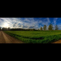 Photo taken at Domein Beverdonk by Emel ♊️ T. on 4/25/2015