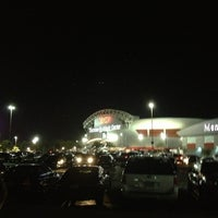 Photo taken at Thomas & Mack Center by Jessi P. on 2/14/2013