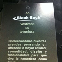 Photo taken at Black Buck México by Julián T. on 2/21/2013