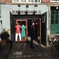 Photo taken at København K by Elin L. on 4/4/2014