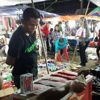 Photo taken at pasar malam kintap by Andry P. on 11/15/2013