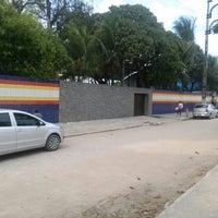 Photo taken at Colégio Barra de Jangada by Erik S. on 11/5/2013