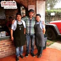 Das Foto wurde bei Cocina Campestre von Johan Camilo B. am 4/20/2015 aufgenommen