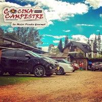 Снимок сделан в Cocina Campestre пользователем Johan Camilo B. 10/26/2014