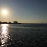 Photo taken at Lake Hamana by уцкo on 9/28/2015