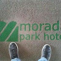 Foto tirada no(a) Morada Park Hotel por Fernando G. em 10/13/2012