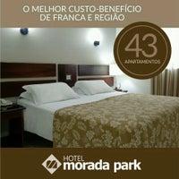 Foto tirada no(a) Morada Park Hotel por Fernando G. em 9/21/2016