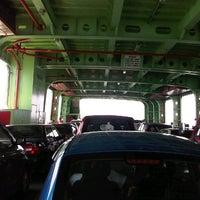 Photo taken at Penang Ferry Terminal (Pangkalan Raja Tun Uda) by untapasir on 10/10/2012