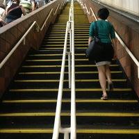 Photo taken at MBTA Porter Square Station by Sousou B. on 8/13/2013