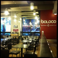 Photo taken at Boloco by Sousou B. on 2/22/2013