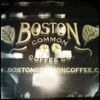 1/24/2013 tarihinde Sousou B.ziyaretçi tarafından Boston Common Coffee Company'de çekilen fotoğraf
