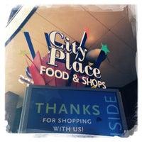 Photo taken at City Place by Sousou B. on 3/13/2013