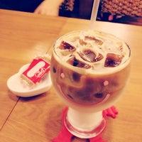 Photo taken at Coffee Mario by Eunmi K. on 11/2/2013