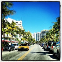 Photo taken at Ocean Drive by Romain G. on 11/24/2012