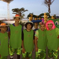 Photo taken at Kids Festas Espaço & Eventos by Kalyano L. on 10/2/2014