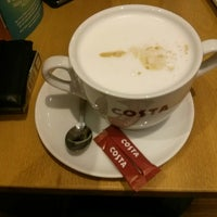 Photo taken at Costa Coffee by Matt B. on 8/27/2014