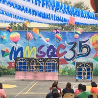 Photo taken at Maria Montessori School of Quezon City by Demosthenes M. on 2/27/2017