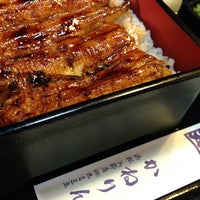 Photo taken at かねりん鰻店 by YUJ! on 9/24/2014