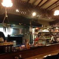 Photo taken at Norikonoko Japanese Restaurant by Luis G. on 11/16/2012