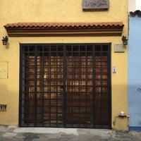 Photo taken at La Casa Carlota by Luis G. on 7/17/2016