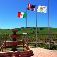 Photo taken at Robledo Family Winery by Luis G. on 4/14/2013