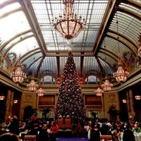 Photo taken at Palace Hotel by Luis G. on 12/22/2012