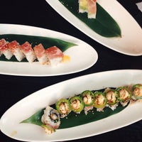Photo taken at Harney Sushi by Harmony A. on 6/7/2013