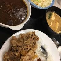 Photo taken at Matsuya by k_kamitani on 4/11/2018