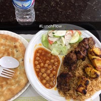 Photo taken at Afghan Kabob & Grill by LetsGoJames on 5/4/2015