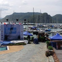 Photo taken at Royal Langkawi International Regatta by Syahizan S. on 1/10/2013