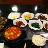 Photo taken at Seoul Garden Restaurant by Eddie L. on 1/17/2013