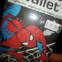 Photo taken at Crescent City Comics by Champ S. on 3/1/2013