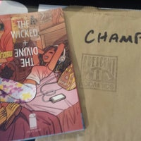 Photo taken at Crescent City Comics by Champ S. on 6/19/2014