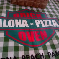 Photo taken at Brick Oven Alona-Pizza by Thirdy L. on 6/15/2013