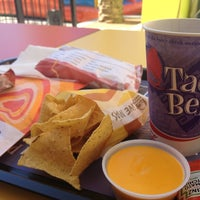 Photo taken at Taco Bell (C.C. Plaza Mayor) by Carlos F. on 12/27/2012
