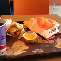 Photo taken at Taco Bell (C.C. Plaza Mayor) by Carlos F. on 12/5/2012